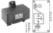 BERU Unidad de control tiempo incandescencia GR065