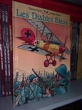 Les diables bleus - Carin & Pierret - Tirage Spécial avec ex-libris - BD