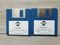ODYSSEY - BIG BOX COMMODORE AMIGA GAME - AUDIOGENIC DISKS ONLY