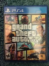 GTA V GRAND THEFT AUTO V 5 PS4 PLAYSTATION 4