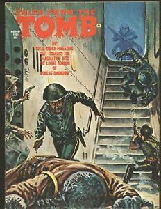 Tales From The Tomb Vol. 3 # 4 Fine/VF Cond.