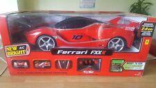 Newbright telecomando Ferarri FXXK 1:8 bambini giocattolo auto alimentata a batteria