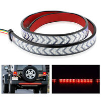 """40"""" Truck Tailgate Strip LED Sequential Turn Signal Brake Tail Reverse Light Bar"""
