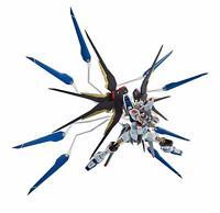 Bandai Gundam Seed Destiny Strike Freedom ZGMF-X 20A Metal Robot Spirit Action