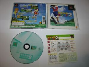 Minna no Golf 2 (Best Version) Playstation PS1 Japan import US Seller