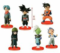 Dragon Ball Super World Collectable Figure Vol.6 Set of 6 Banpresto Japan