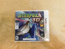 Star Fox 64 3D (Nintendo 3DS, 2011) Complete