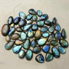 50g Natural Colourful LABRADORITE Crystal Healing Polished Mineral Specimen