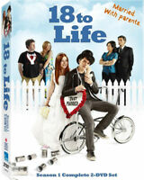 18 TO LIFE - SEASON 1 DVD  - Brand New & Sealed- Fast Ship! (VG-210607DV/VG-62)
