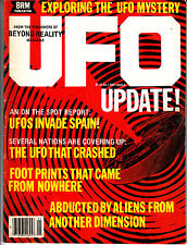 UFO Update! Fall 1978 Mystery Spain Invasion Abduction UFO Crash Cover-Up