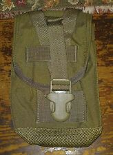 #3   Eagle-Industries 1-Quart-Canteen-Pouch-USMC-Issue-coyote-brown