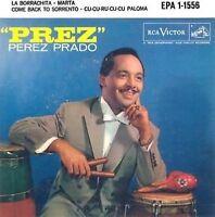 PEREZ PRADO - PREZ - RCA EP