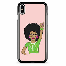 Alpha Kappa Alpha Sorority fit for iPhone 5 6 7 8 X XR XS MAX samsung cover case
