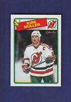 Kirk Muller 1988-89 O-PEE-CHEE Hockey #84 (NM+)