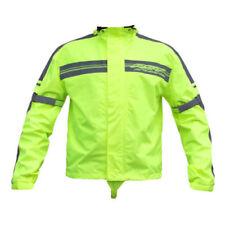 Combinaisons de pluie jaunes RST pour motocyclette