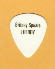 BRINY SPEARS FREDDY Guitar Pick WHITE