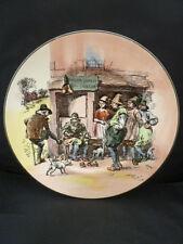 Royal Doulton Roger Solem El Cobler Series Ware Collector Plate