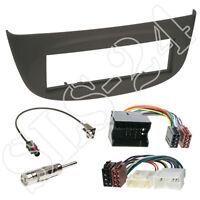 Renault Twingo Wind DIN Blende Einbaurahmen Radioblende Adapterkabel Einbauset