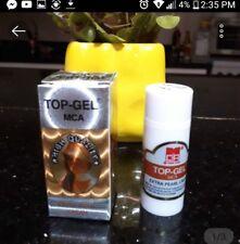 2 top gel MCA whitening Cream extra pearl cream 20ml