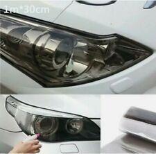 Pellicola Oscurante Light Black Per Fari Fanali Auto Moto Ecc 30x100 Film Vinyl