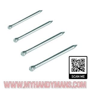 Stainless Steel Panel Pins 20mm, 25mm, 30mm & 40mm Will not Rust 25g - 1Kg