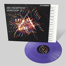 BBC Radiophonic Workshop 21 Years Lilac Vinyl