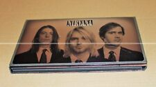 NIRVANA - WITH THE LIGHT OUT 3 CDs + 1 DVD - COMPILATION