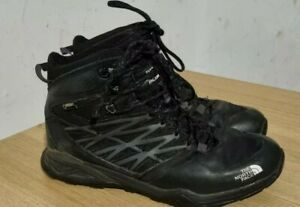 Men's Size 8 The North Face Black Walking Boots