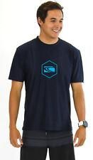 CARVE Mens Size 2xl Navy System S/s Tee Shirt Rashie