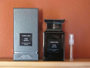 Tom Ford Oud Wood Eau de Parfum 5ml Duftprobe
