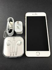 Apple iPhone 6 Plus 16GB Gold / White Smartphone UNLOCKED Great Condition