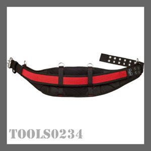 "Milwaukee® Tools 48-22-8140 Padded Work Belt - Fits Waist Sizes Up to 53"""