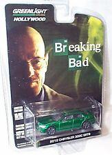 Greenlight échelle 1/64 44690 - 2012 Chrysler 300 C SRT8 Breaking Bad rencontré Vert