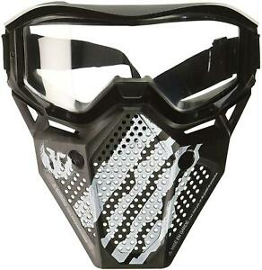 Nerf Rival Phantom Corps Face Protection White Team Breathable Hasbro CHOP