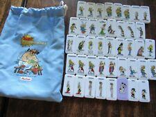 Lot 42 Domino Astérix et Obélix + sac
