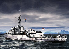 HMS LOCH GORM - HAND FINISHED, LIMITED EDITION (25)