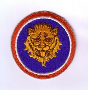 WWII - 106th INFANTRY DIVISION (Original patch)