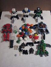 Lego Hockey Players, figures + pieces