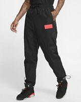 Nike Jordan MJ 23 Engineered Pants Trousers Mens Black Size M CN4580 010