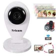 Wireless IP Camera WiFi Security Surveillance System P2P IR Night Vision White