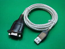 NEW Sabrent USB 2.0 to Serial DB-9 RS-232 Adapter 180CM Cable SBT-FTDI