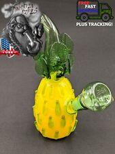 "5.5"" Inch Glass Hookah Water Pipe Bong Pineapple"