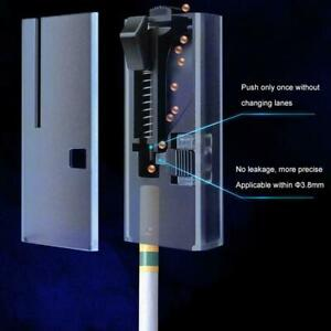 Smoke Push-ball Box Cigarette Smoking Filter Capsule Mixed Bursting Beads F3Z1
