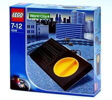 Lego 4548 Eisenbahn - 9 Volt Transformer - Neu !