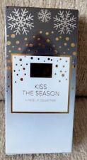 "LAURA GELLER NEW YORK ""KISS THE SEASON"" 4 PC. LIP COLLECTION"