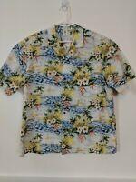 Royal Hawaiian Creations Aloha Shirt Men's Size XXL Made In Hawaii Island Print