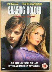 Chasing Holden DVD 2001 J D Salinger / Catcher in The Rye Drama with DJ Qualls