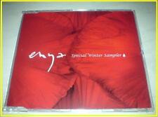 Enya 2009 Special Winter Sampler The Very Best Of Warner Korea 6 Track Promo CD