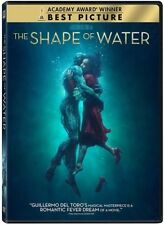 The Shape Of Water (DVD, 2018) NEW
