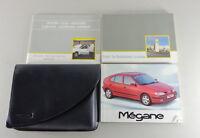 Manual de Instrucciones + Instrucciones Servicio Renault Megane Von 1996